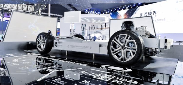 生而破界,ARCFOX αT即将亮相2020北京国际车展,ARCFOX活动资讯